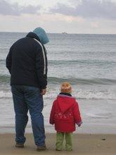 Mi pareja y nuestra hija