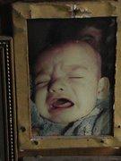 Ex-voto fotográfico em Caravaggio