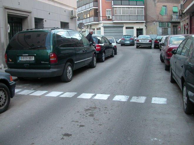 Calle Fernán Caballero, Madrid