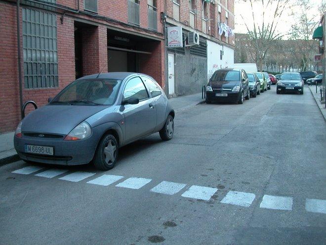 Calle María Guerrero, Madrid