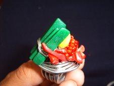 este foi o anel que usei nos jogos do europeu 2004 e mundial 2006.