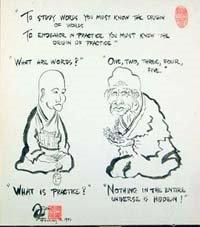 Dogen y el Tenzo anciano
