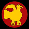 The Calixtlahuaca bird emblem