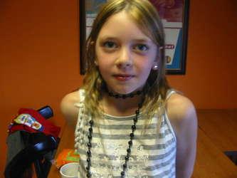 Karina, min 12- åring