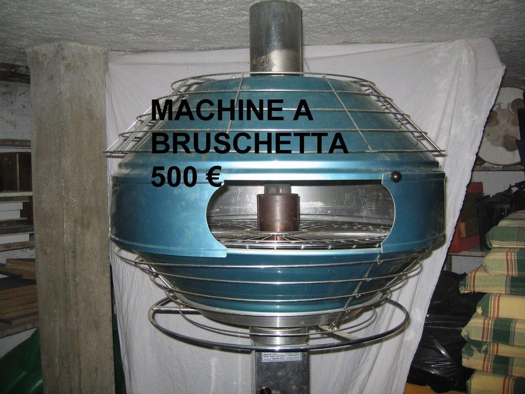 BRUCHETTA GAZ
