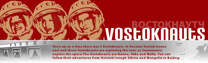 Vostoknauts