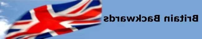 Britain backwards