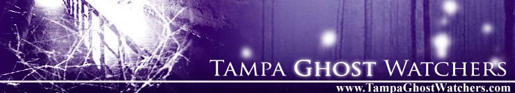 Tampa Ghost Watchers