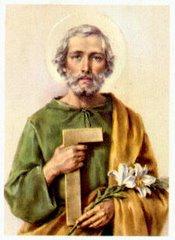 St. Joseph, Pray for Me