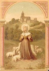 St. Germaine Cousin, Pray for Us