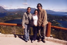 En Cerro Campanario (Bariloche)
