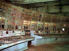 Chernobyl Control Room
