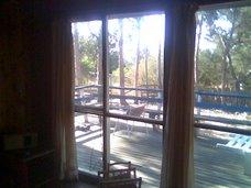 Vista de Terraza desde el Interior
