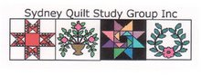 Sydney Quilt Study Group Blog