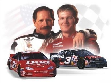 Dale and Dale Jr.