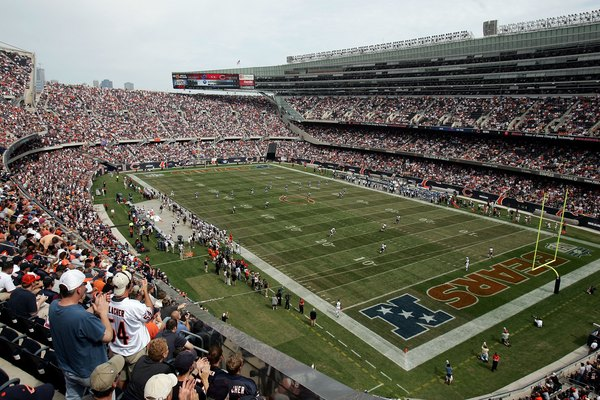 Soldier Field, Chicago, Illinois