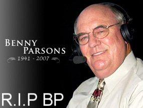 Benny Parsons 1941-2007