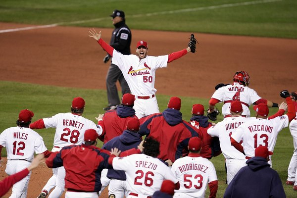 St. Louis Cardinals-2006 World Series Champions