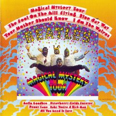 """The Magical Mystery Tour Is Coming To Take You Away?"""
