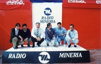 Personal de Minería Arica