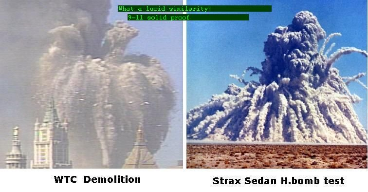 9-11 solid proof