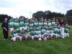 Cromane/Listry U16 County League Division 4 Champions 2006