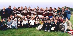 O'Sullivan Cup Champions 2002