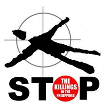 Stop political killings in the Philippines