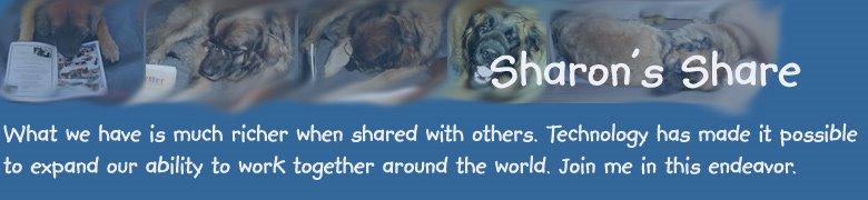 sharon's share