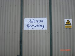Allerton Recycling, Hall Farm Loddington