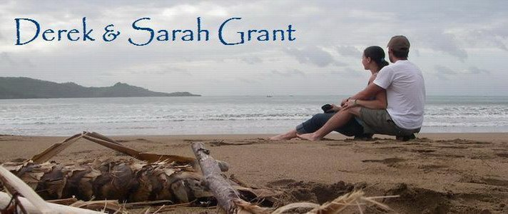 Derek and Sarah