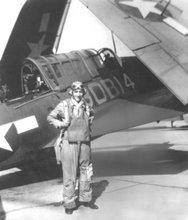 WW II Dive Bomber