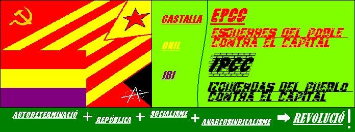 Esquerres del Poble Contra el Capital/Izquierdas del Pueblo Contra el Capital