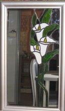 Arum Lilies Mirror