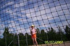 Ole valpaana verkolla kuten takakentälläkin - Tervetuloa mukaan tenniskursseillemme