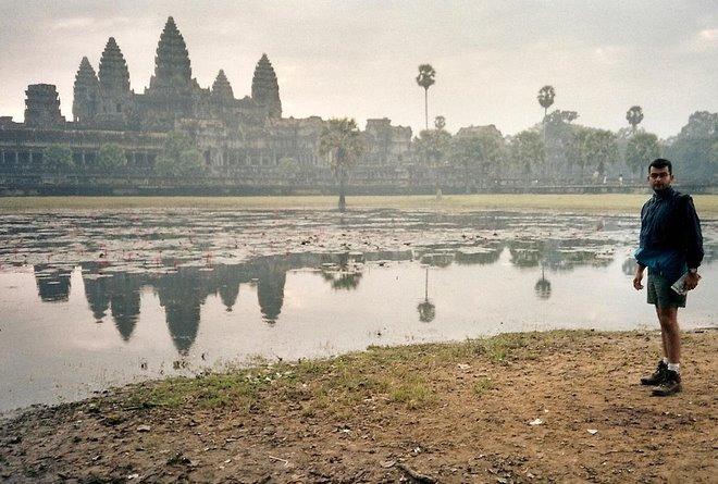 octubre 2001 - Angkor Wat -Cambodja