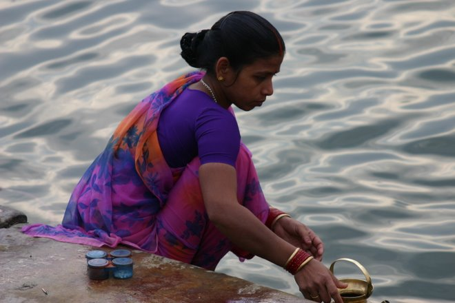 People from Ganges