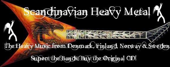 Scandinavian Heavy Metal