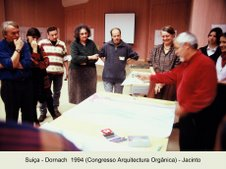 1994 -Dornach -Suíça - Congresso Internacional de Arquitectura Orgânica