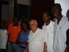 2006 Novembro - Conferência na Universidade Agostinho Neto - Luanda - Angola