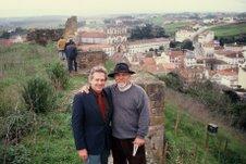 1995 - Com o arquitecto Phil Hawes da Biosfera 2