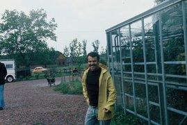 1977 - Em Kleinaarde na Holanda, em busca de experiências ecológicas