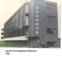 1982 - Bauhaus de Weimar - Investigação para a tese de doutoramento