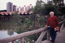 1995 - Curitiba - Brasil, cidade ecológica