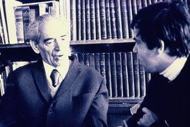 1974 - Entrevista a Ioffan em Moscovo
