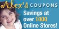 www.Alexscoupons.com