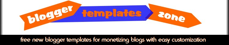 Blogger Templates Zone
