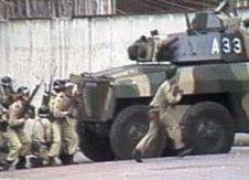 Fuerzas Armadas Arrasaron con los Cíviles y la Justicia
