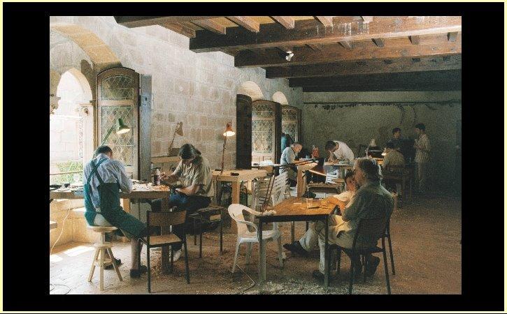 L'atelier Européen des Luthiers et Archetiers