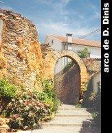 Arco de D. Dinis - Vila Flor